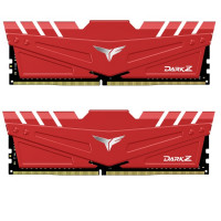 Teamgroup Dark Z 16GB Kit (2x8GB) DDR4-3200 DIMM PC4-25600 CL16, 1.35V