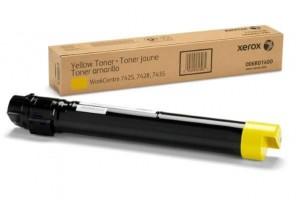 Yellow toner WC7425/28/35 15k