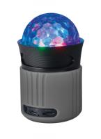 Trust Urban 21345 Dixxo Go brezžični Bluetooth zvočnik z disko lučjo