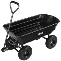 VonHaus 75L vrtni voziček