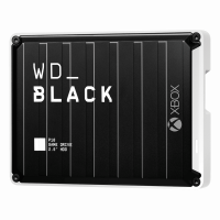 WD BLACK P10 5TB USB 3.0, črn za XBOX ONE