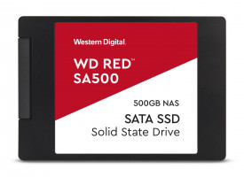 "WD 500GB SSD RED 3D NAND 6,35(2,5"") SATA3"