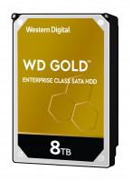 WD trdi disk RE 6TB SATA 3, 8Gbs, 7200rpm, 256MB GOLD