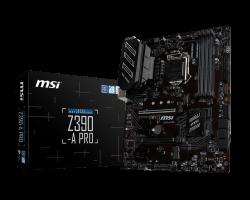 MSI Z390-A PRO, DDR4, SATA3, USB3.1Gen2, DP, LGA1151 ATX