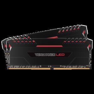 CORSAIR VENGEANCE® LED 16GB (2 x 8GB) DDR4 DRAM 3200MHz CL16 LED