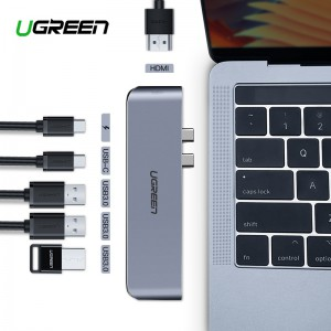 Ugreen priklopna postaja (docking station) za MacBook