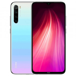 "Xiaomi Redmi NOTE 8 4/64GB ""moonlight white"""