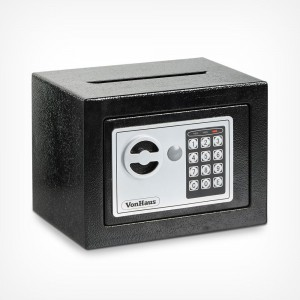 VonHaus mini varnostni sef digitalni