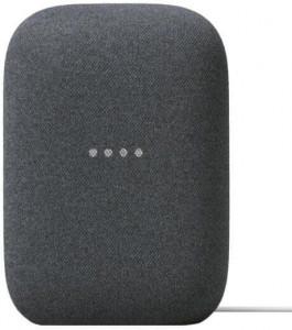 Google Nest Audio pametni zvočnik, temno siv