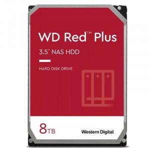 WD trdi disk 8TB SATA3, 6Gb/s, 7200, 256MB RED PLUS