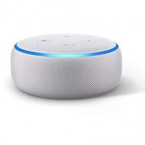 Amazon Echo Dot (3rd) zvočnik bež