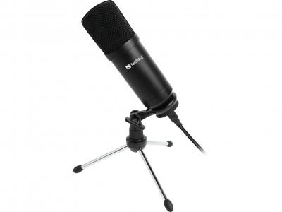 Sandberg Streamer USB Desk mikrofon