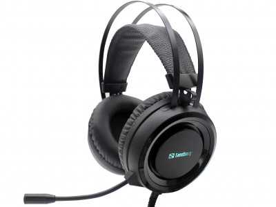 Sandberg Dominator Headset slušalke z mikrofonom