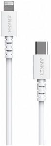 Anker PowerLine Select USB-C to LTG 1,8m kabel bel