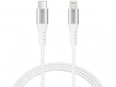 Sandberg USB-C PD na Apple Lightning MFI, 1m