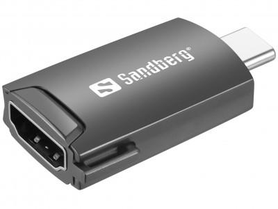 Sandberg adapter iz USB-C na HDMI
