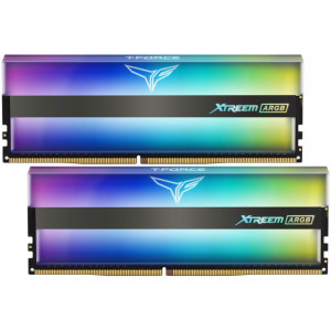 Teamgroup XTREEM ARGB 32GB Kit (2x16GB) DDR4-3600 DIMM PC4-28800 CL14, 1.45V