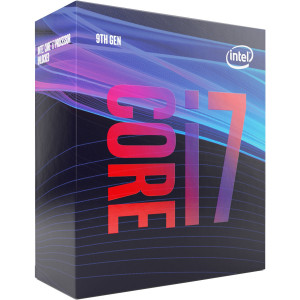 Intel Core i7 9700 BOX procesor, Coffee Lake