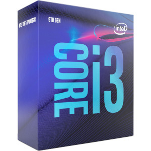Intel Core i3 9100 BOX procesor, Coffee Lake