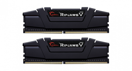 G.Skill Ripjaws V 16GB Kit (2x8GB) DDR4-3600MHz, CL18, 1.35V