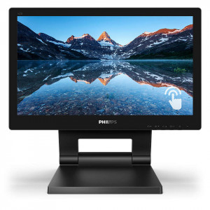 "Philips 162B9T 16"" touch monitor"