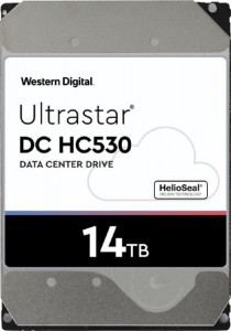 HGST/WD 14TB SATA 3 6GB/s 512MB 7200 ULTRASTAR DC HC530 512e
