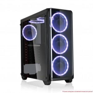 SPIRE X2 VISION 7017 WINDOW ATX ohišje