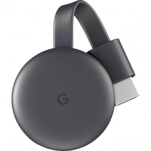 Google Chromecast 3, Charcoal