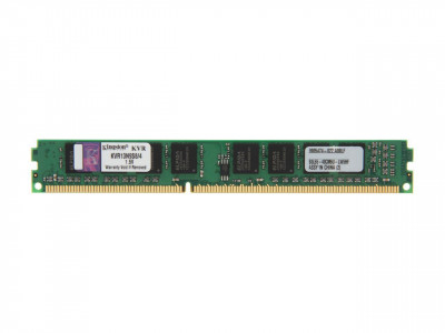 Kingston 4GB DDR3-1333 DIMM PC3-10600 CL9, 1.5V