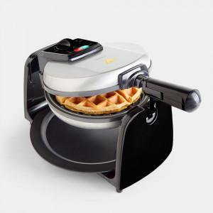 VonShef vrtljiv aparat za pripravo vafljev