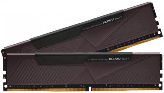 Klevv Bolt X 16GB Kit (2x8GB) DDR4-3600MHz CL18, 1.35V