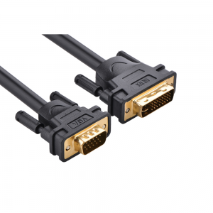 Ugreen DVI (24+5) M VGA na M kabel 3m