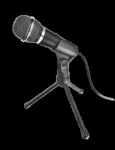 Trust Starzz vsestranski mikrofon za osebni in prenosni računalnik