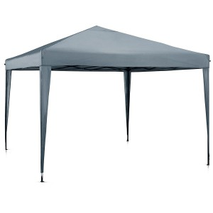 VonHaus paviljon Pop up 3x3m Slate Grey