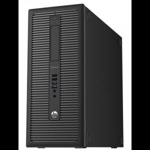 HP EliteDesk 800 G1 T i5-4570 8GB 256GB SSD Windows 10 Pro - obnovljen računalnik