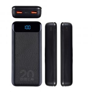 Rivacase VA2580 20000mAh Quick Charge 3.0 prenosna baterija