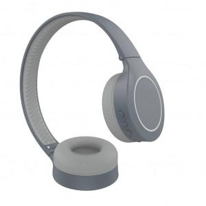 HAVIT brezžične Bluetooth zložljive slušalke H2586BT GREY