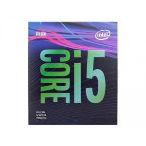 Intel Core i5 9500F BOX procesor, Coffee Lake