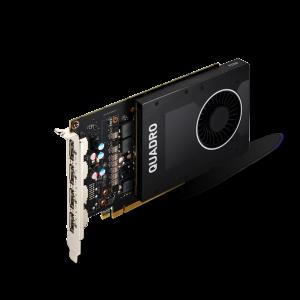 Grafična kartica PNY Quadro P2200 5 GB