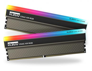 Klevv Cras XR RGB 16GB Kit (2x8GB) DDR4-3600MHz CL18, 1.35V