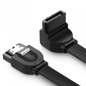 Ugreen SATA 3.0 kabel s kotnim priključkom 0,5M