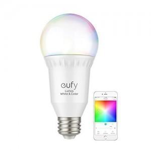 Eufy Lumos by Anker pametna WiFi glasovno nastavljiva LED sijalka, bela in barvna