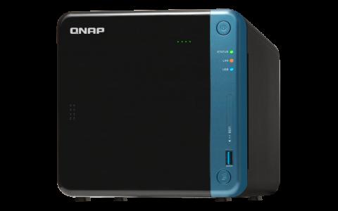 Qnap NAS strežnik TS-453BE-4G za 4 × hdd