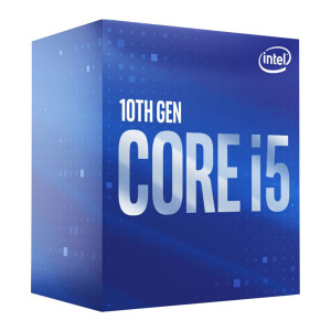 Intel Core i5 10400 BOX procesor