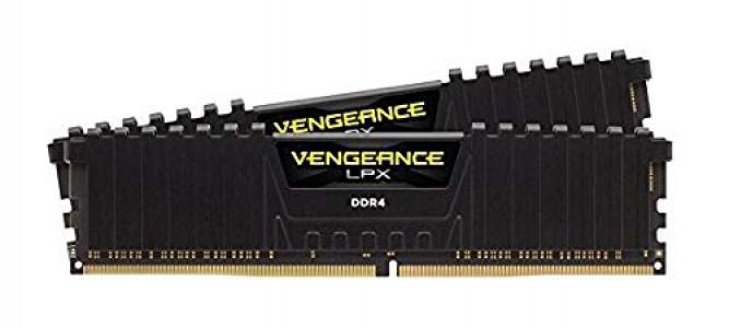 Corsair Vengeance LPX 16GB (2x8GB) DDR4 2666MHz (PC4 21300) C16 spominski moduli