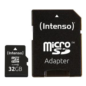 Intenso 32GB microSDHC Class 10  40MB/s spominska kartica