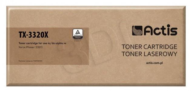 Actis črn toner Xerox 106R02306 TX-3320X