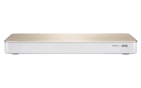 QNAP HS-453DX NAS strežnik za 2 diska (HDMI 4K)