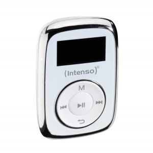 Intenso MP3 predvajalnik Music Mover - bel