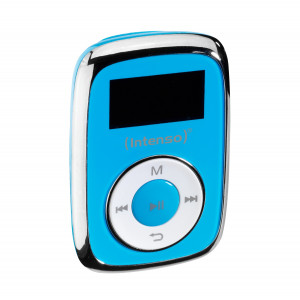 Intenso MP3 predvajalnik Music Mover - moder